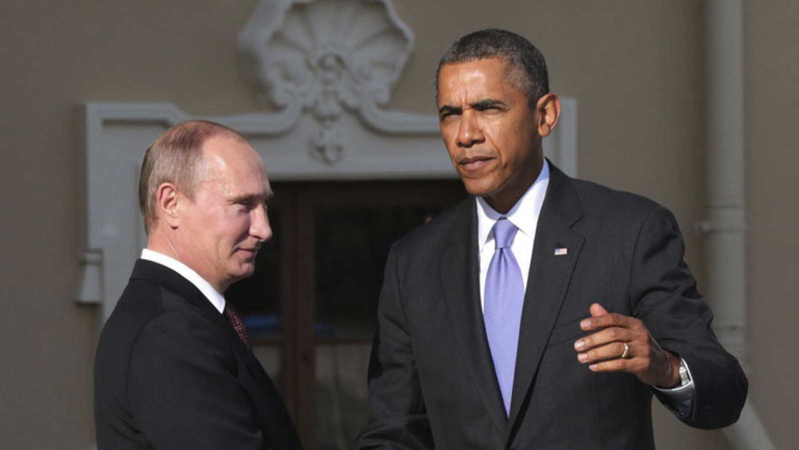 En el G20 se tratará el posible ataque a Siria aunque no está en la agenda