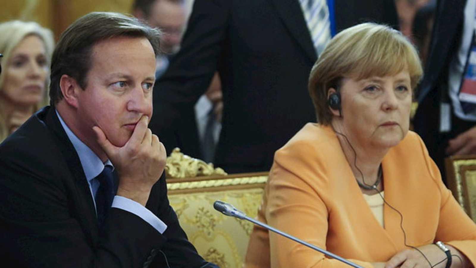 La cumbre del G20 estudia una posible intervención en el conflicto de Siria