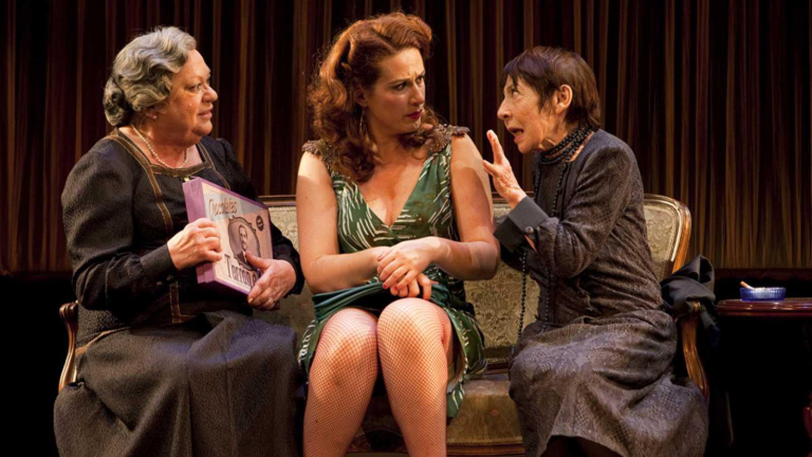 Las veteranas de 'Maribel y la extraña familia' - Ver ahora
