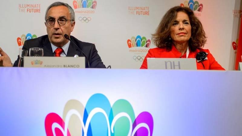 """Blanco: """"La presentación de Madrid 2020 será una continuación de nuestro mensaje"""""""