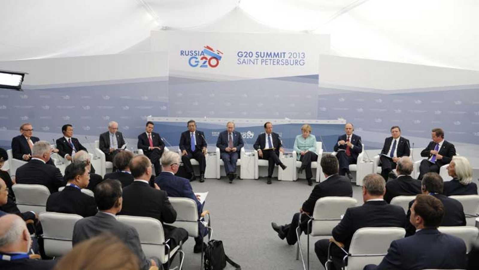 Finaliza la cumbre del G20 y aseguran que la recuperación económica es todavía muy débil