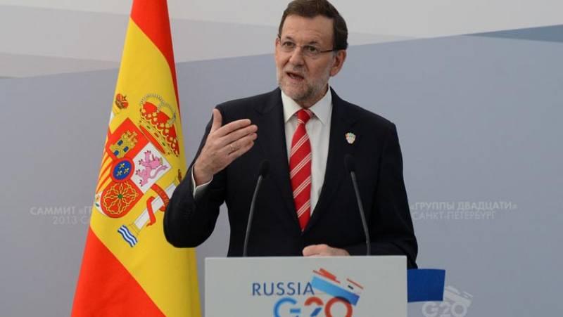 """Rajoy: """"Madrid 2020 es la mejor"""""""