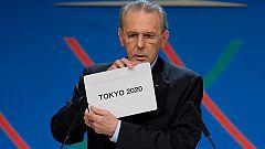 Rogge anuncia los Juegos de 2020 para Tokio
