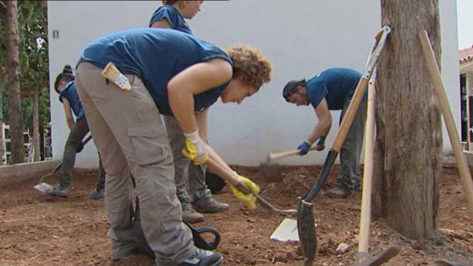 Primera exhumación de una víctima de la Guerra Civil financiada por crowfunding