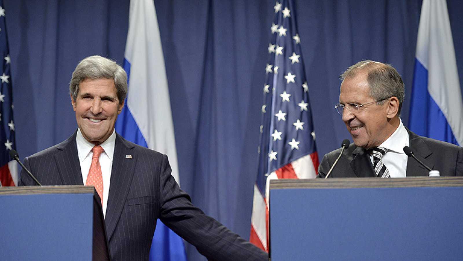 Siria tiene siete días para entregar información sobre su arsenal de armas químicas para evitar un ataque