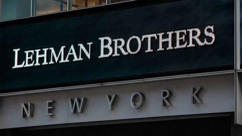 Cinco años del colapso de Lehman Brothers