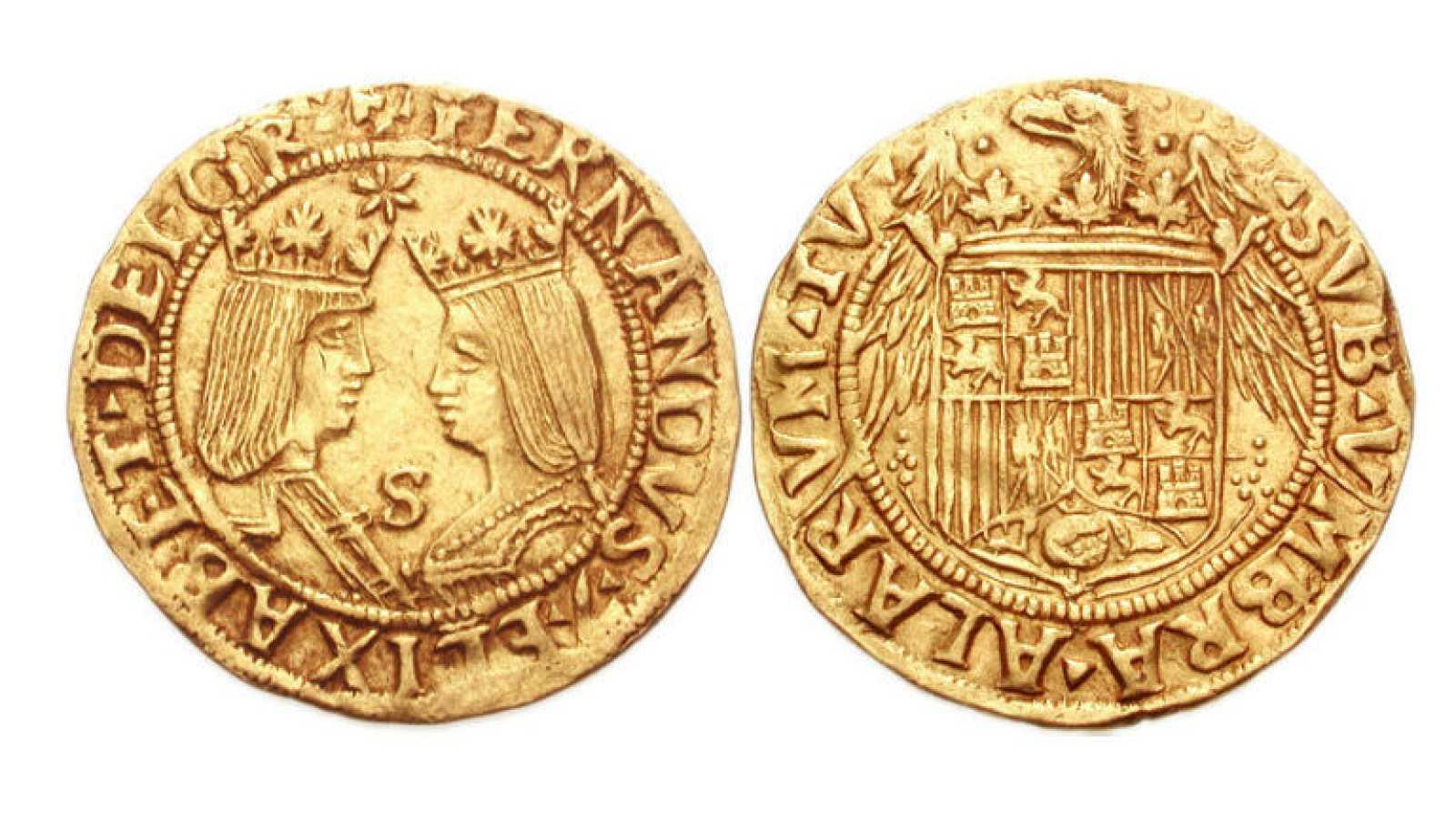 Monedas de los Reyes de Castilla