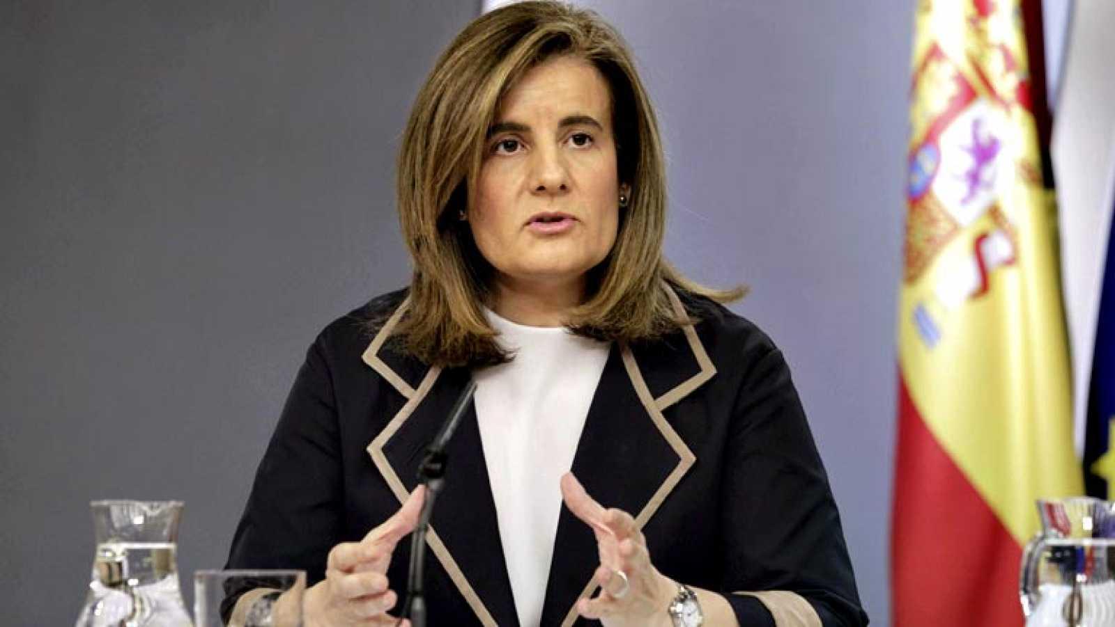 Báñez: con la reforma del Gobierno, las pensiones se hubieran revalorizado 14 de los últimos 16 años