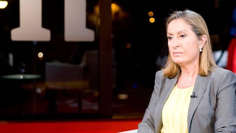 Entrevista a Ana Pastor en La Noche en 24 horas