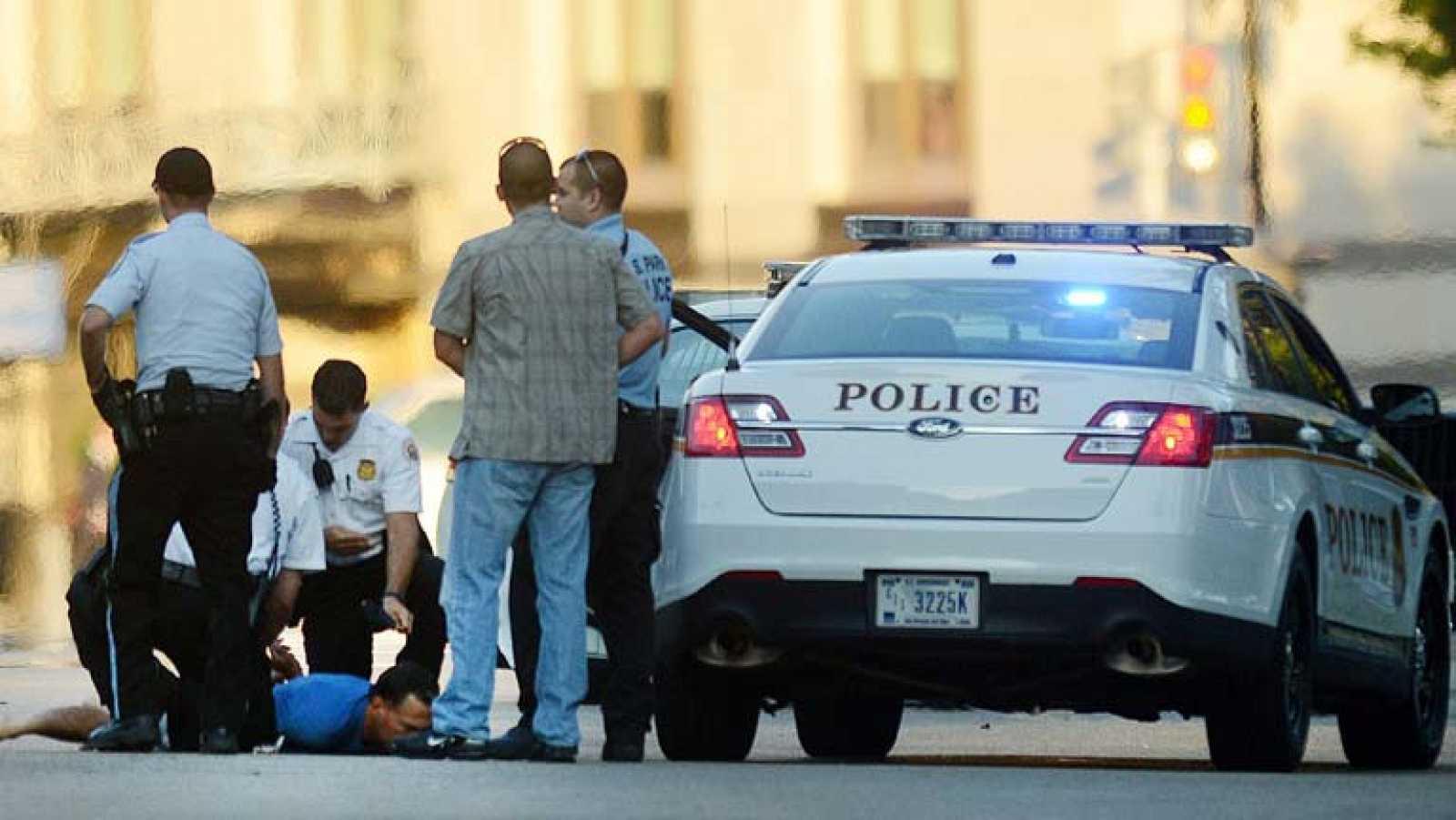 El FBI identifica a un exmilitar como principal sospechoso del tiroteo de Washington