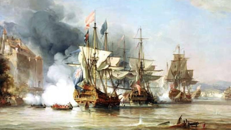 Exposición sobre el almirante  Blas de Lezo