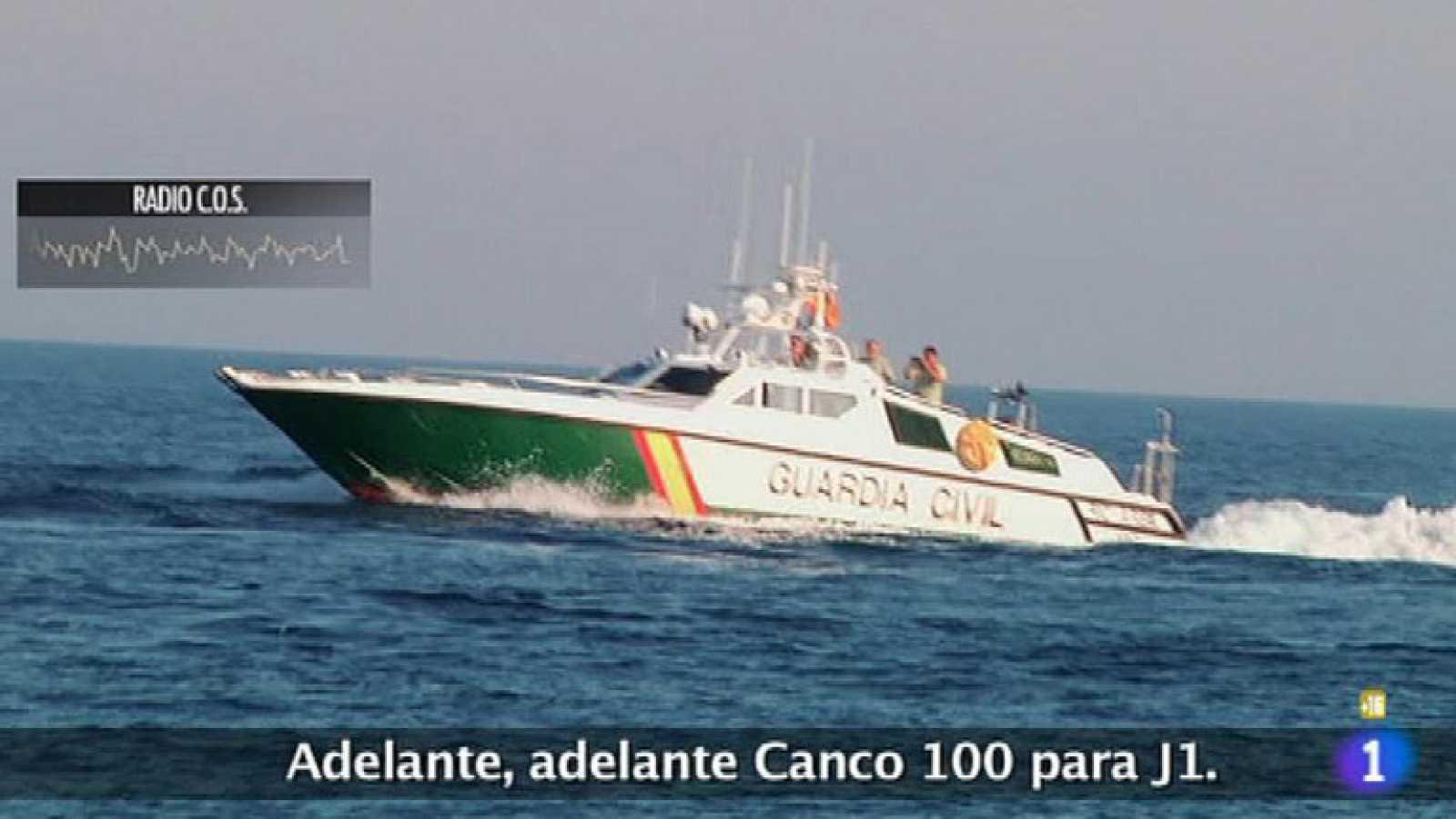 24 horas en la calle - Persecución en el mar