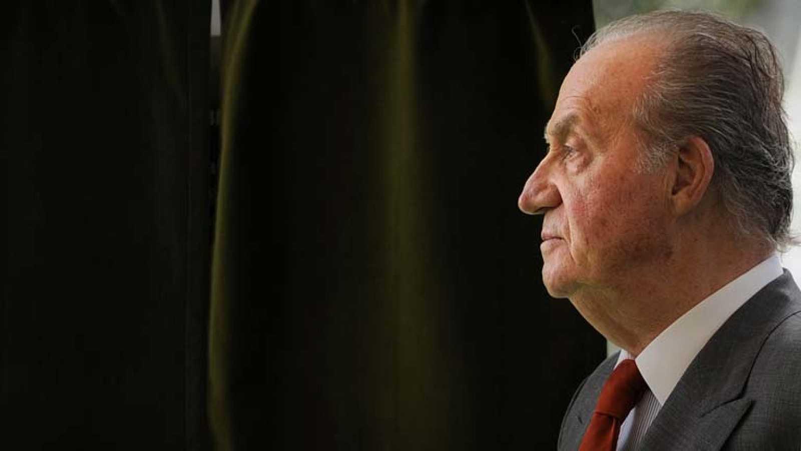 Don Juan Carlos mantiene la agenda prevista hasta horas antes de su operación