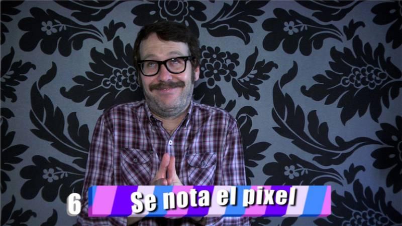 """Vuelve Enjuto: Joaquín Reyes comenta """"Se te nota el píxel"""" - Ver ahora"""