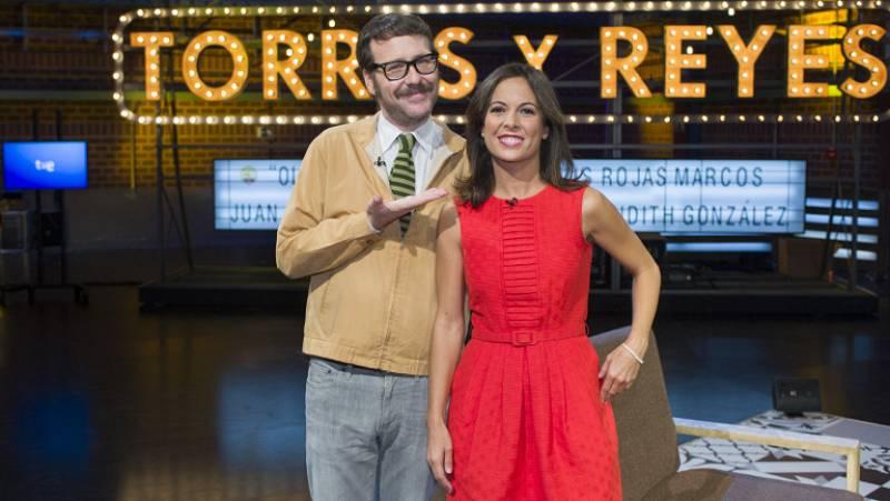 Un adelanto de lo que será 'Torres y Reyes' en La 2 de TVE - Ver ahora