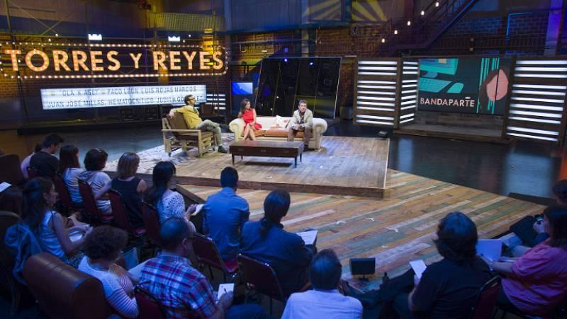 Mira la presentación de 'Torres y Reyes' a la prensa - Ver ahora