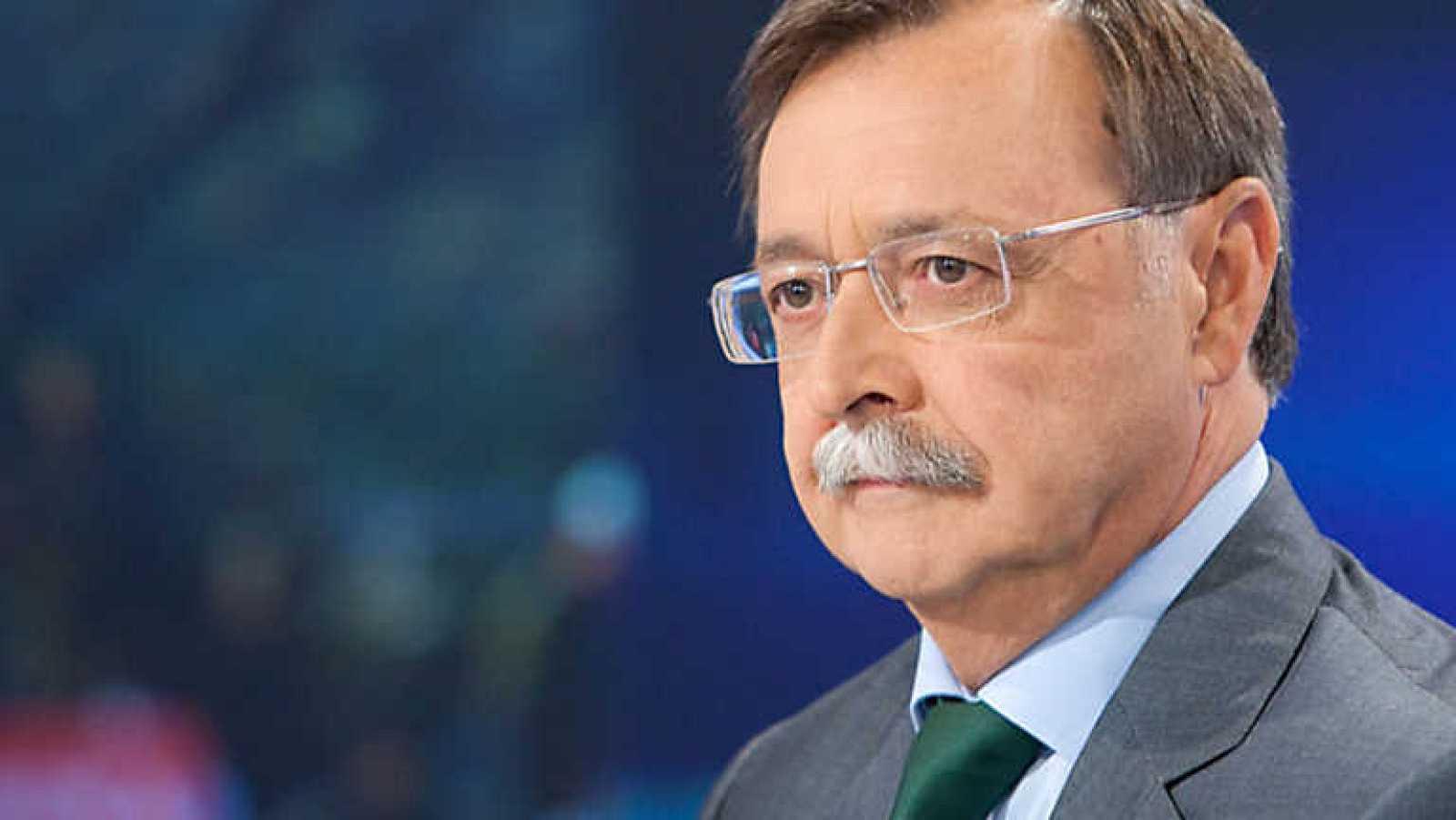 Los desayunos de TVE - Juan Jesús Vivas, presidente de la Ciudad Autónoma de Ceuta - Ver ahora