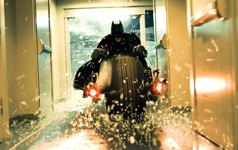 Batman prepara su nueva entrega