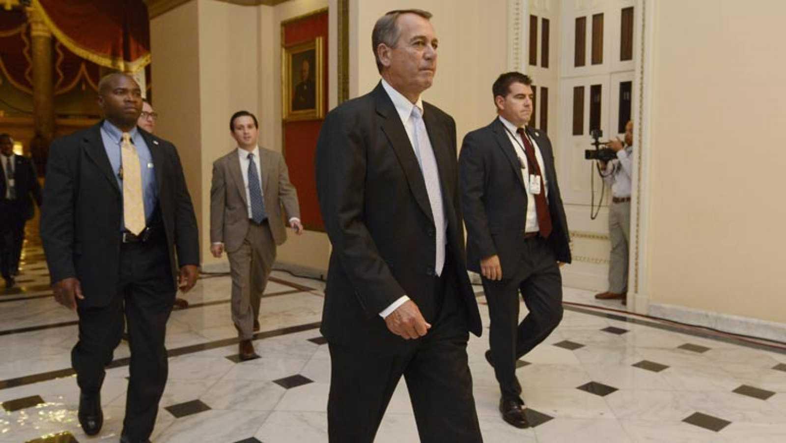 El Congreso de EE.UU. aprueba el presupuesto pero retrasa el Obamacare