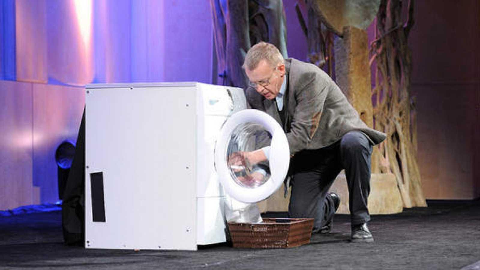 Hans Rosling y la lavadora mágica - Ver ahora