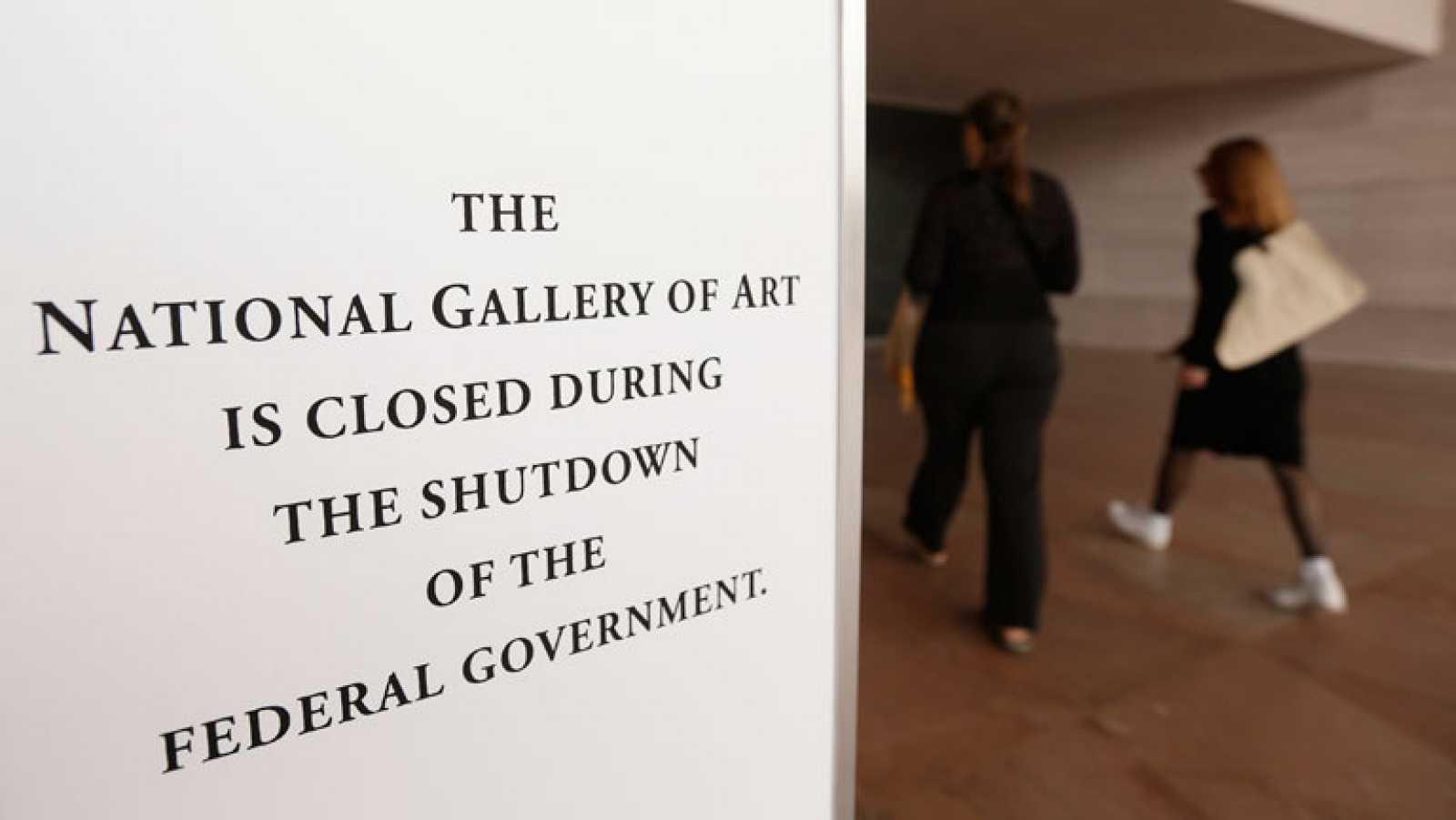 El turismo, el sector más afectado por el cierre de la administración federal de EE.UU.