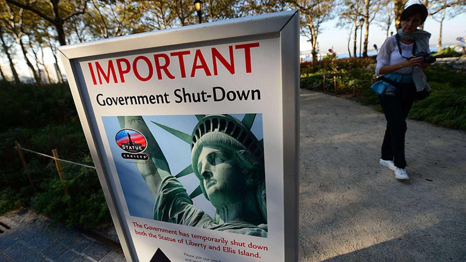 Cierre parcial de la administración en Estados Unidos por no haber acuerdo en los presupuestos