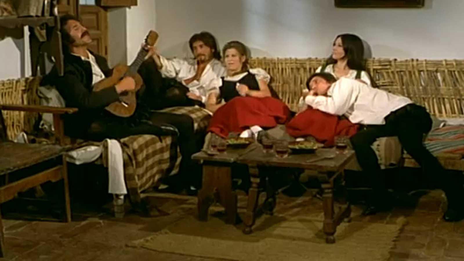 Los libros - El licenciado Vidriera (1974)