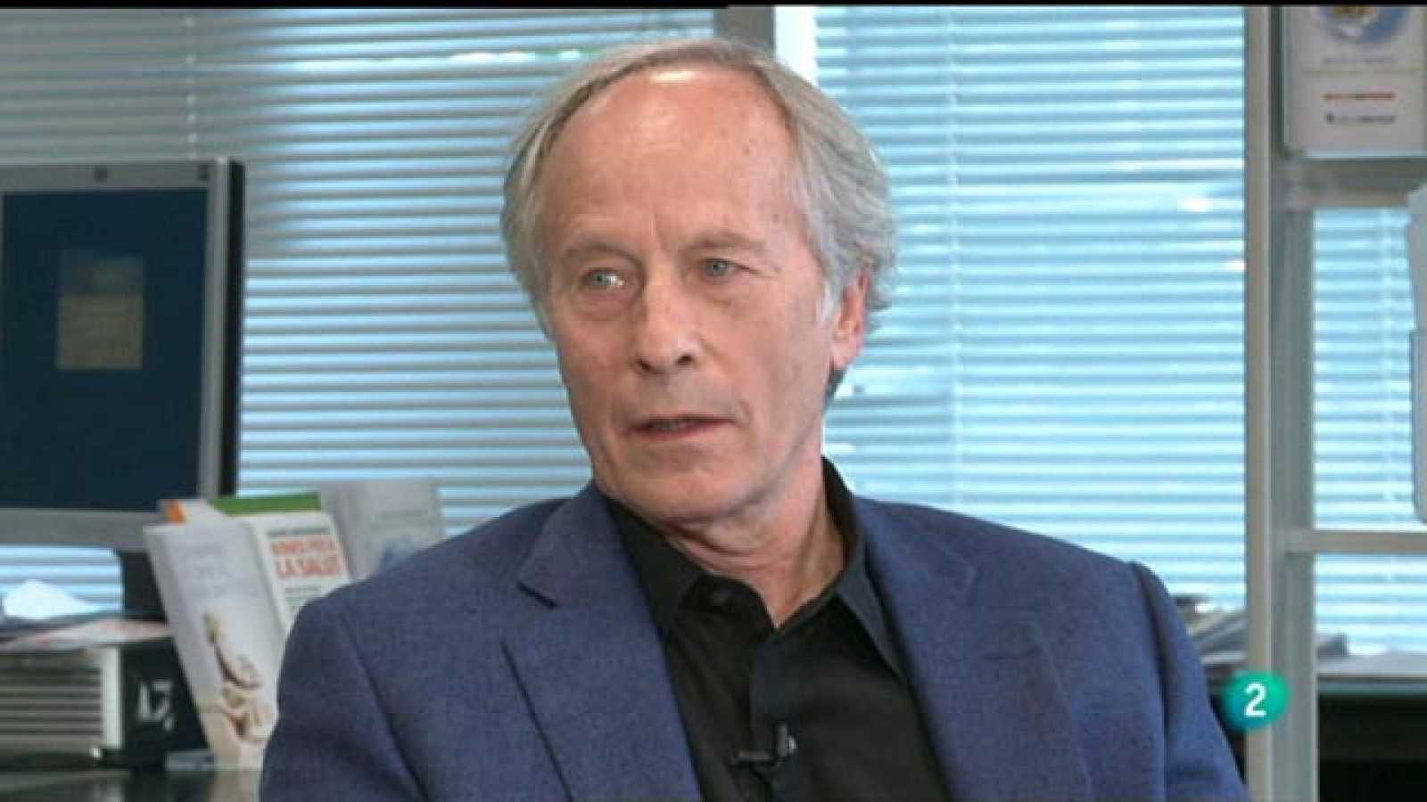 Página 2 - Entrevista a Richard Ford