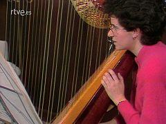 Arxiu TVE Catalunya - Escoltem els músics - L'arpa