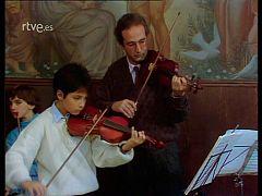 Arxiu TVE Catalunya - Escoltem els músics - El violí