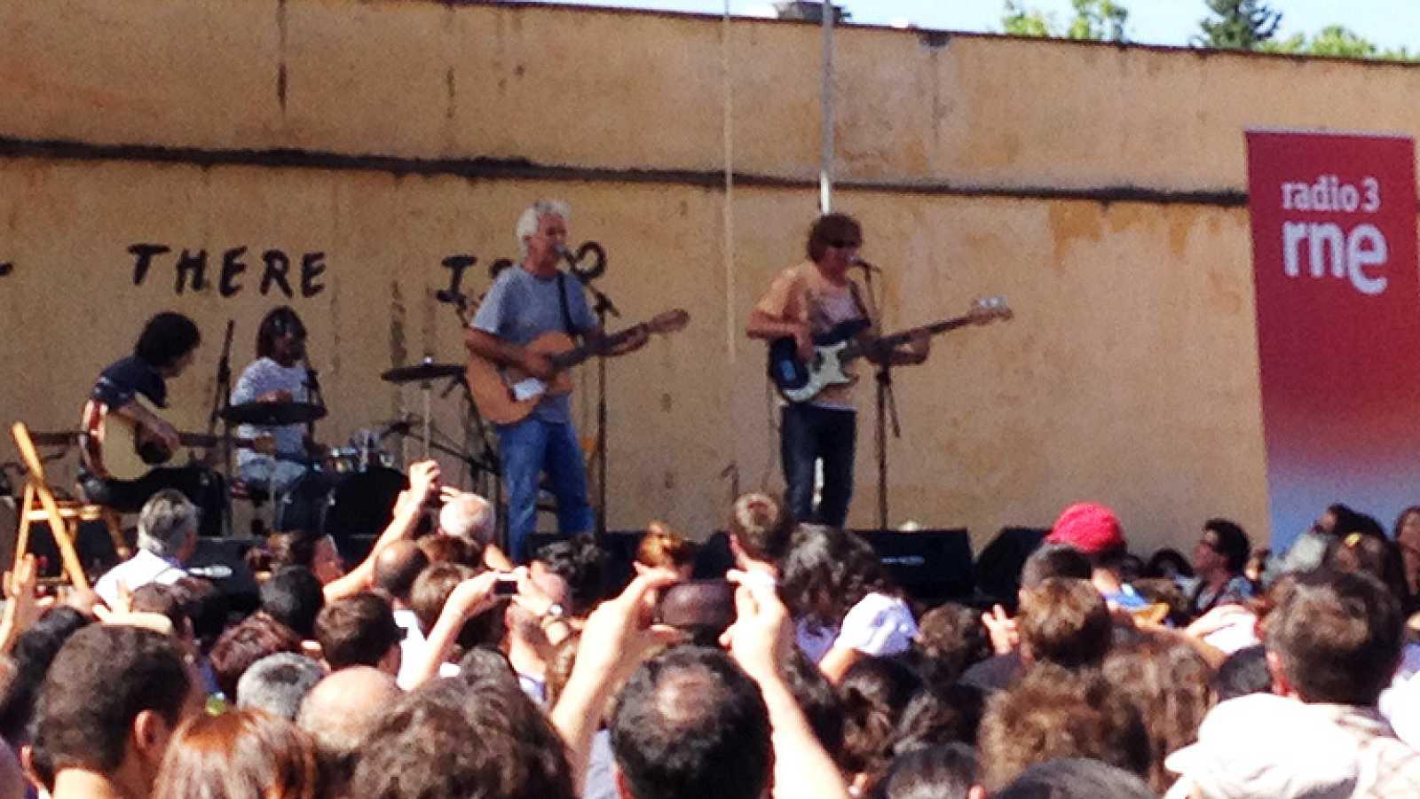 Fiesta de Radio 3 en Sevilla - ver ahora