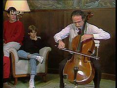 Arxiu TVE Catalunya - Escoltem els músics - El violoncel