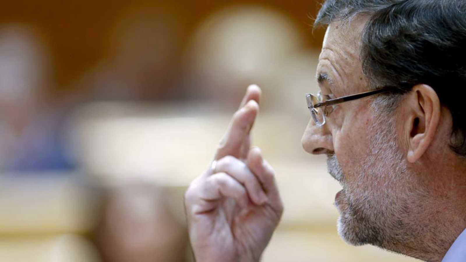 Rajoy defiende que se están corrigiendo los desequilibrios macro