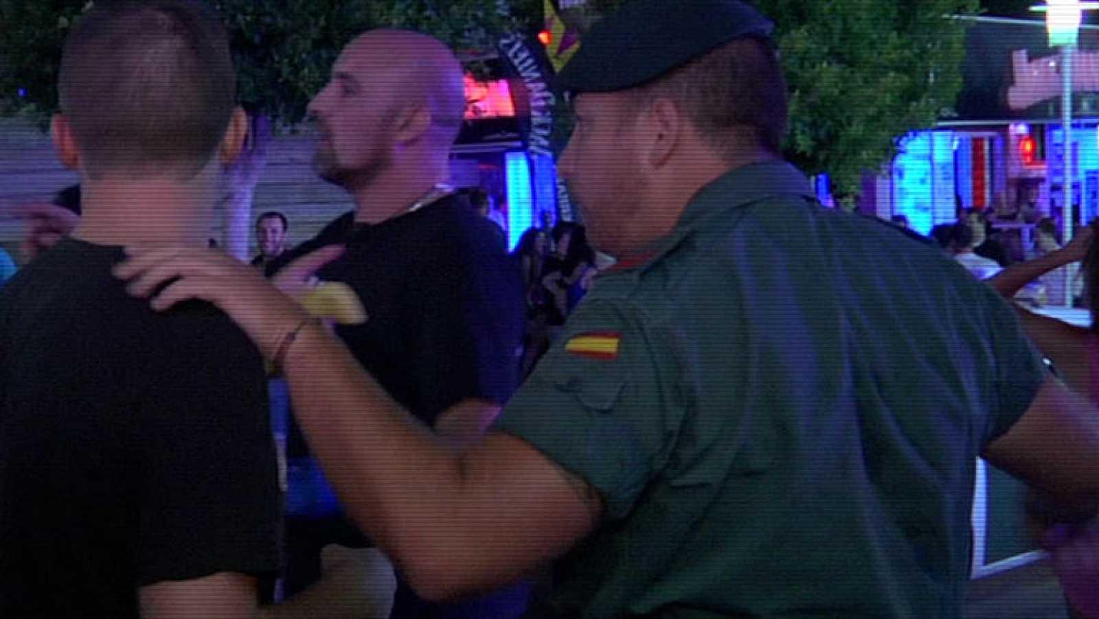 '24 horas en la calle' en la Mallorca más problemática