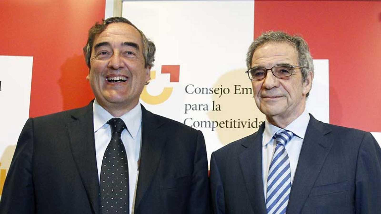 El Consejo Empresarial para la Competitividad prevé que España crezca un 0,9% en 2014