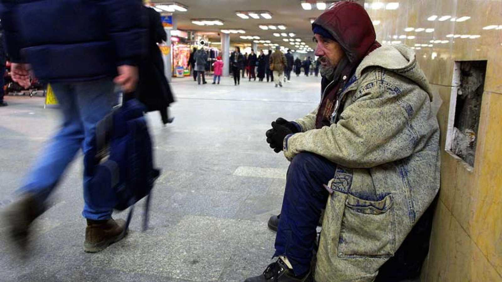 Tres millones de personas viven en situación de pobreza severa en España, según Cáritas