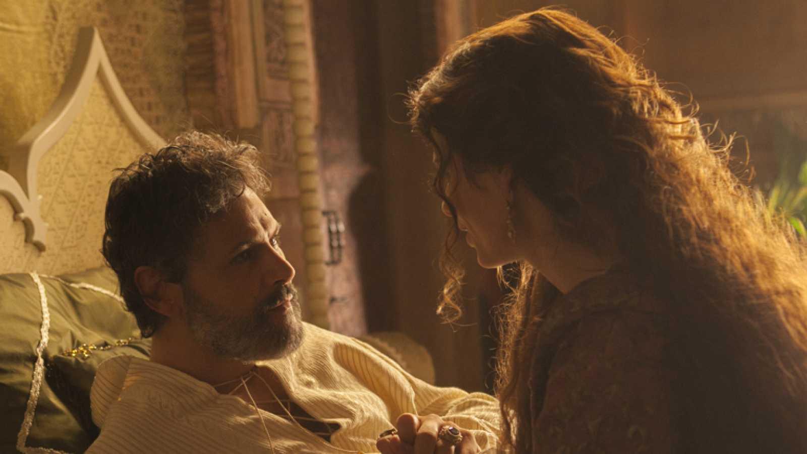 ¿Cómo Isabel se enamoró de Muley Hacén?