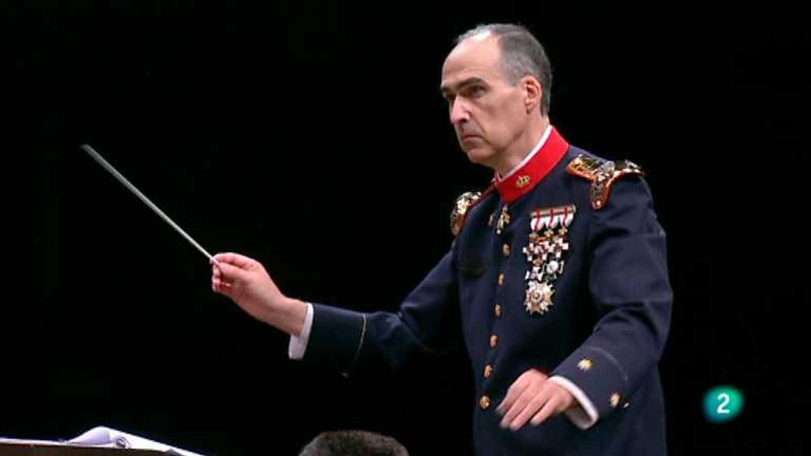 Los conciertos de La 2 - Banda Sinfónica de la Guardia Real (Parte 1) - ver ahora