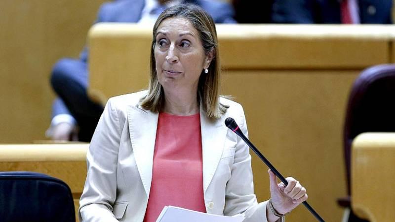 Pastor: AENA aplicará descuentos en las tasas aéreas en 2014 para captar más pasajeros