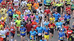 A la carrera - Rock'N'Roll Madrid Maratón
