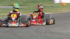 Karting - Campeonato de España: prueba de Recas