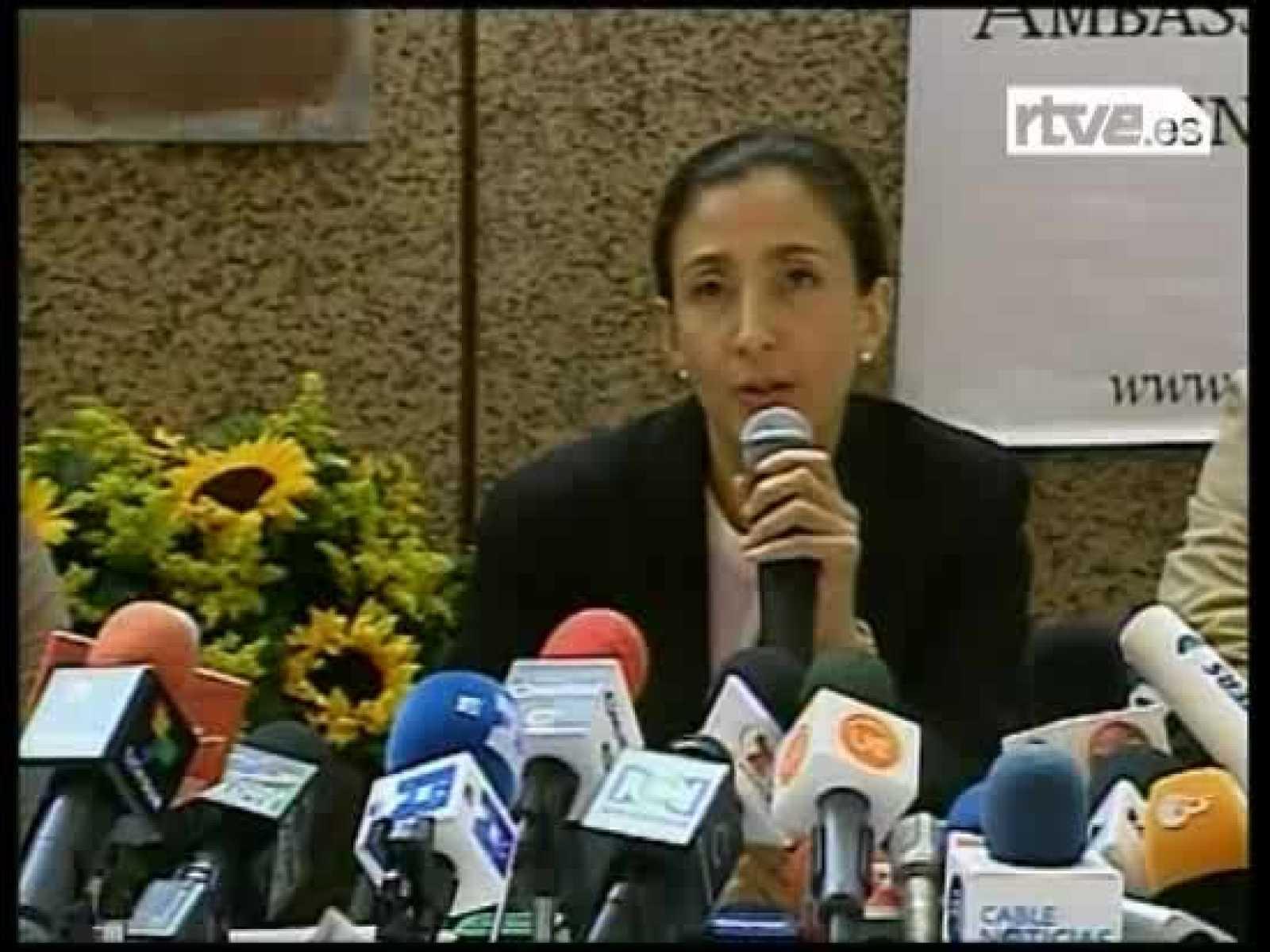 Ingrid Betancourt reconoce que estuvo tentada por el suicidio