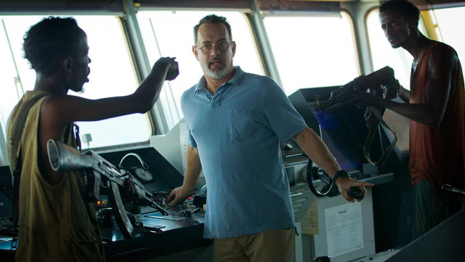 Días de cine: 'Capitán Phillips'