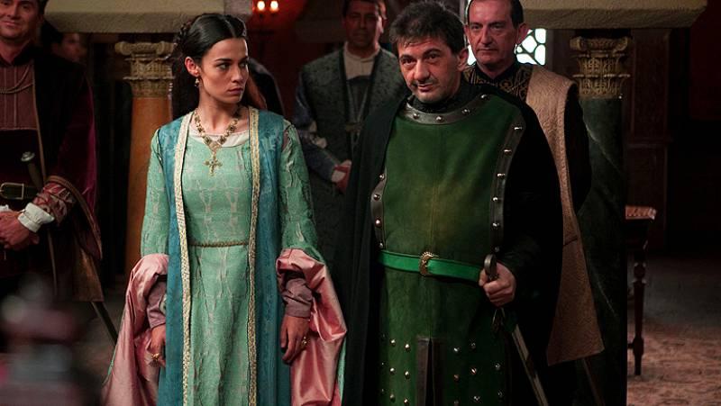 La reina manda a Osorio a Canarias