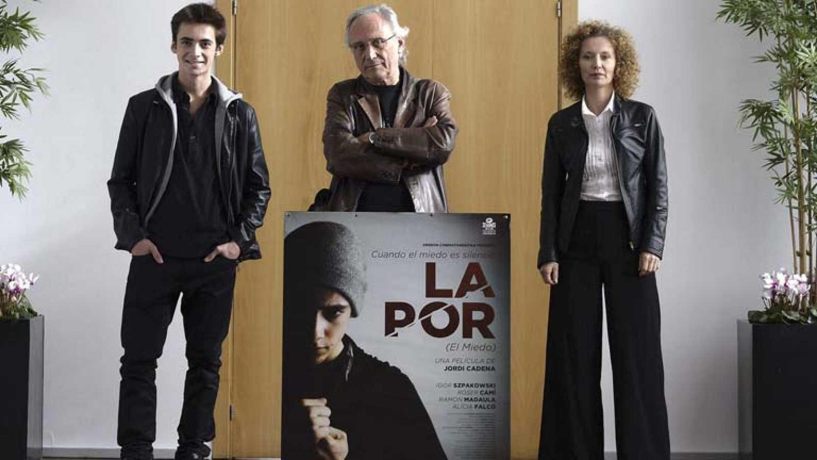 En el festival de Cine de Valladolid, se presenta La Por, El Miedo, que trata sobre violencia de género