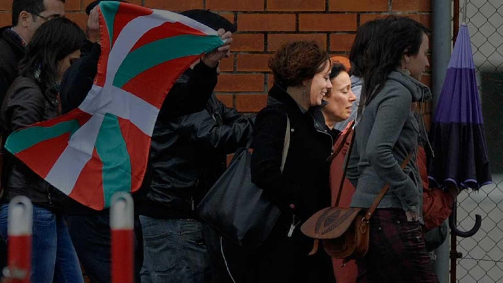 La Audiencia Nacional ordena la excarcelación de la etarra Inés del Río tras la sentencia de Estrasburgo