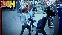 24 horas en la calle - Cazada una banda de revientacajeros