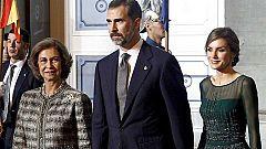 Ceremonia Premios Príncipe de Asturias 2013