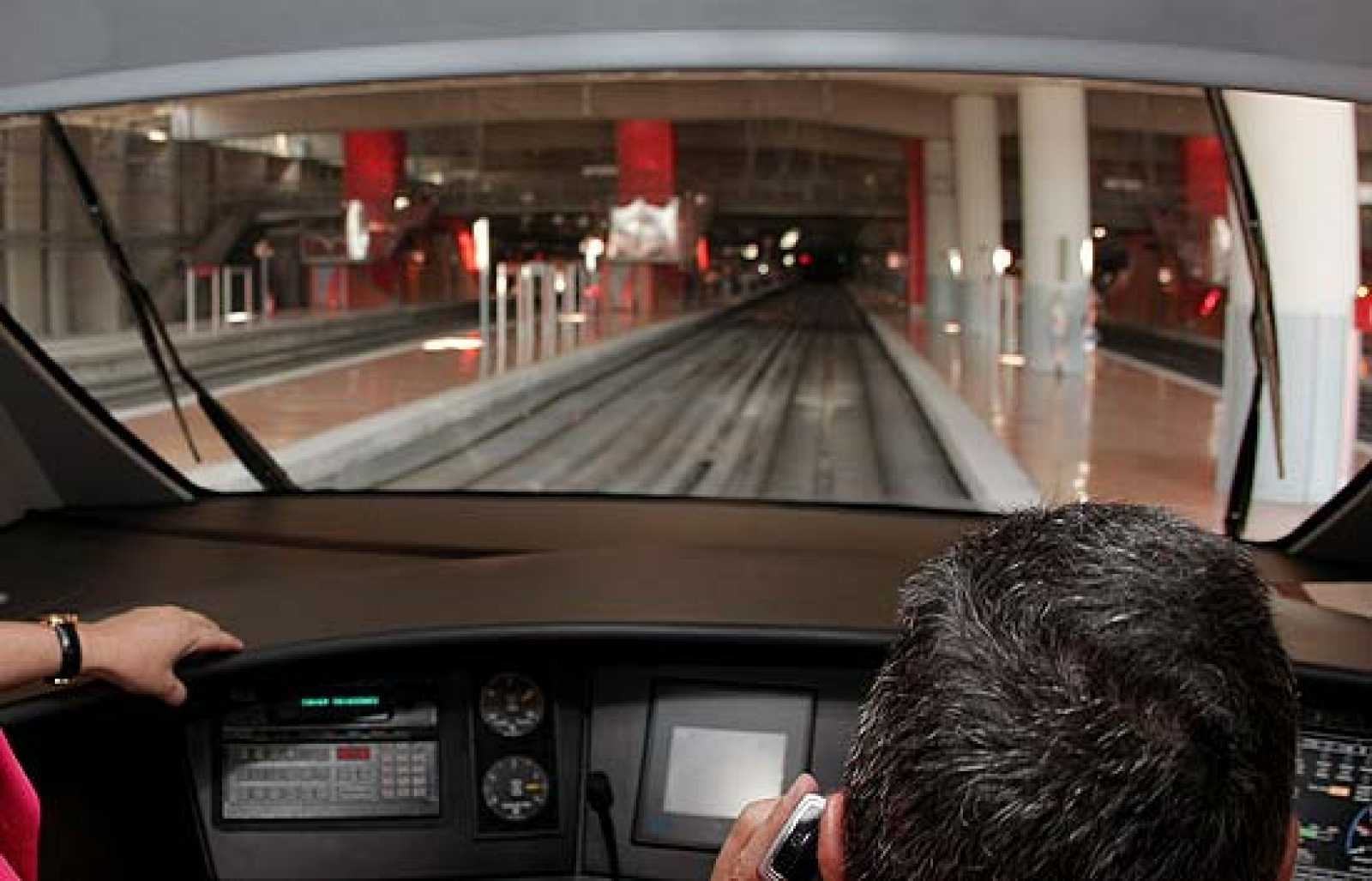 El nuevo tunel unirá el norte y el sur de Madrid a través del tren de Cercanías.