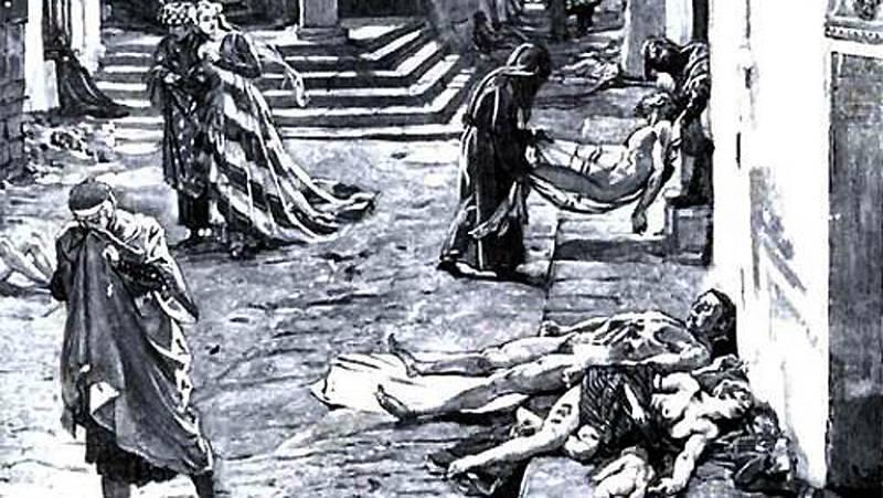 ¿Qué es la peste?